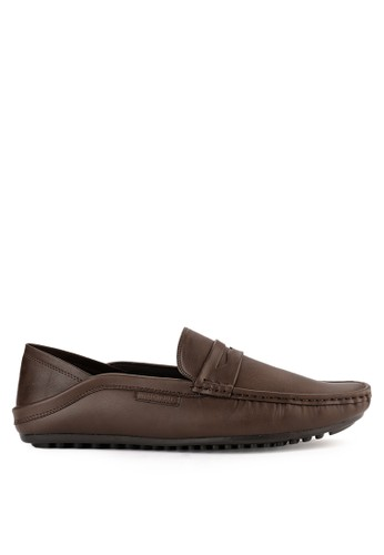 Watchout! Shoes brown Semi Moccassin CED6ESH3A97429GS_1