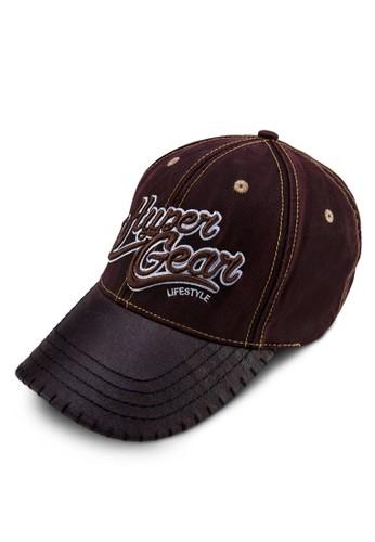 品牌標誌鴨舌帽,esprit taiwan 飾品配件, 鴨舌帽