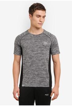 GO Dry Workout Half Sleeve T-Shirt