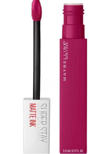 Maybelline red Maybelline Superstay Matte Ink Lipstick ARTIST 120 95CA2BEBFE75D9GS_1
