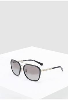 c5d9e1af096 Coach black Coach Poppy HC7089 Sunglasses A0C51GLCD87824GS 1