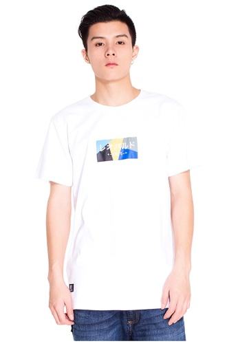 Reoparudo white RPD Colourful Pottery Tokyo Edition T-shirt (White) RE413AA0F9QBSG_1