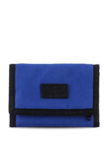 SUPERDRY blue Workwear Velco Wallet - Original & Vintage 73AC4ACA1F2BEEGS_1