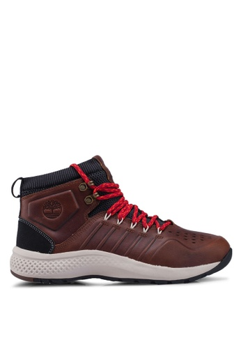 super quality hot sale online undefeated x Flyroam Trail Mid Leather Shoes