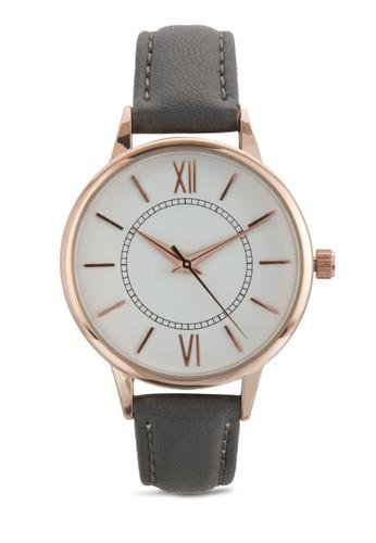 羅馬數字刻度顯示圓錶, 錶esprit 台北類, 休閒型