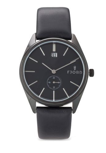Ursa 簡約皮革手esprit門市錶, 錶類, 飾品配件
