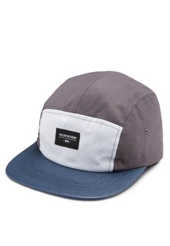 esprit地址色塊仿皮平沿帽, 飾品配件, 飾品配件