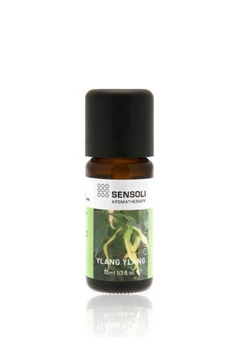 Sensoli Aromatherapy SENSOLI Ylang Ylang Pure Essentail Oil 10ml EA0A6HL0056658GS_1