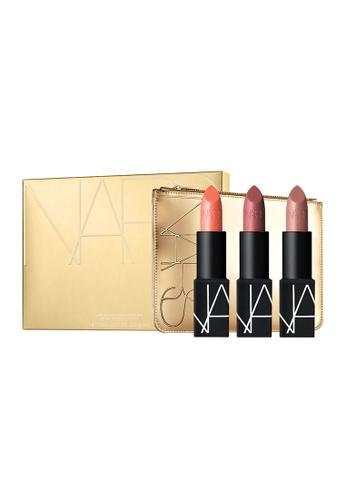 NARS NARS Lips Uncensored Lipstick Set DAC13BEA5E33EDGS_1