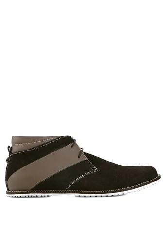 S.Baldo brown Harold Casual Shoes SB324SH59UMIID_1