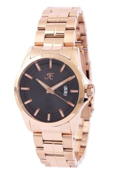 Moment Watch Teiwe Collection TC-CL1005 jam tangan wanita - stainlles steel - gold