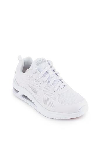 World Balance white Swift Trainer Men's Sneakers 591BCSHD5A03EFGS_1
