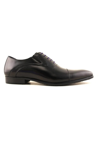 Rad Russel black Rad Russel Lace Up Oxford RA654SH90SZDSG_1