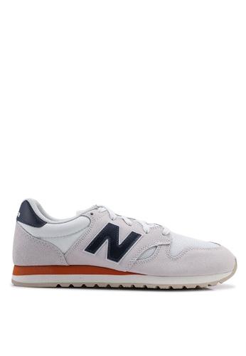 078b84047f56 New Balance grey 520 Lifestyle Shoes 4C7A0SHBF2DED8GS 1