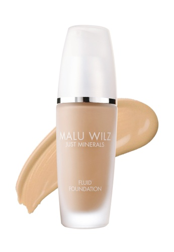 Malu Wilz beige Just Minerals Fluid Foundation 10 MA792BE81TVUMY_1