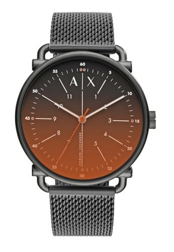 Armani Exchange grey Watch AX2905 AC297AC396BDC9GS_1