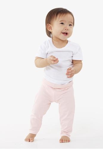 Gen Woo pink Baby Legging By Gen Woo 0CE20KA626D0AAGS_1