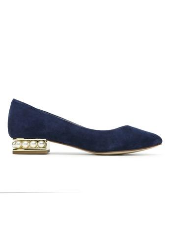 Byford blue Adele - Square Toe Heels EBB66SH5B5E8B1GS_1