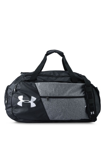 Under Armour grey UA Undeniable 4.0 Large Duffle Bag BAD89ACC196516GS_1