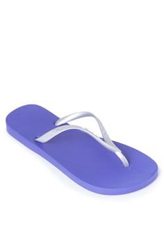 Classica Tan Flip Flops