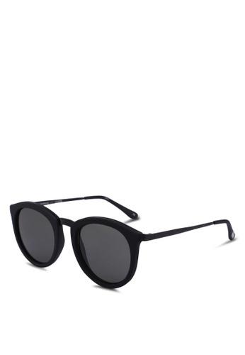 Le Specs black No Smirking 1502098 Sunglasses 0CD73GLC41A7C8GS_1