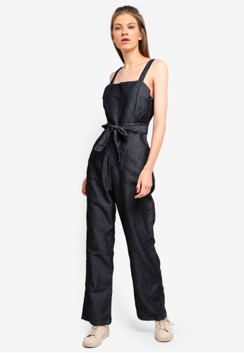 cbbf12a6f99 Shop Cotton On Pinafore Jumpsuit Online on ZALORA Philippines
