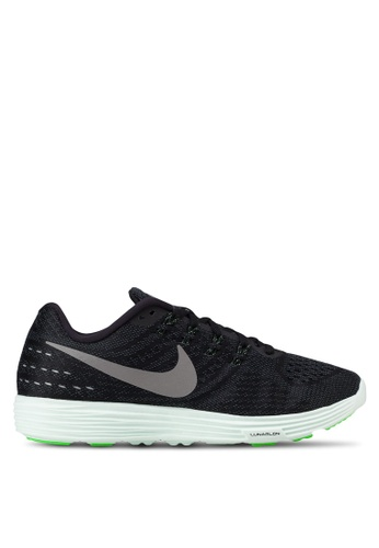 Nike black Nike Lunartempo 2 LB Men's Running Shoes NI126SH01EWWSG_1