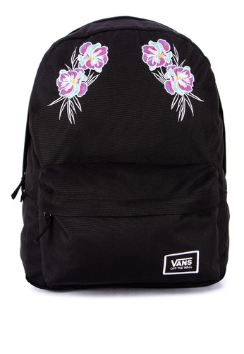 d16deef875 Shop VANS Realm Classic Backpack Online on ZALORA Philippines