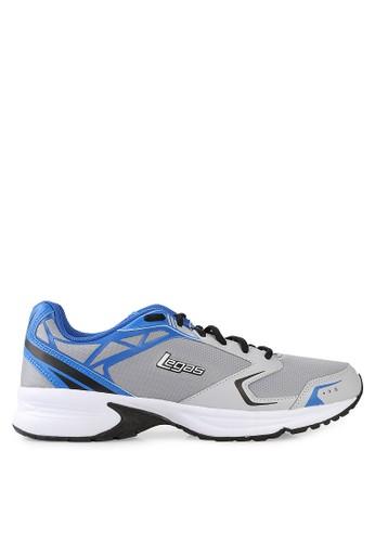 League blue and grey Haste La M LE825SH31MIQID_1
