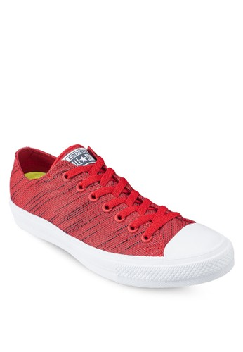 Chuck Taylor All Star II Lunarlon 泡棉針織帆布鞋、 女鞋、 鞋ConverseChuckTaylorAllStarIILunarlon泡棉針織帆布鞋最新折價