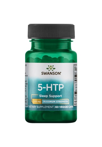 Pure & Well Swanson 5-HTP Sleep Support Maximum Strength F40DEESFEC5CFDGS_1