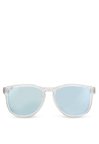 Soho 反光方框太陽眼鏡, 飾品配esprit outlet 台中件, 飾品配件