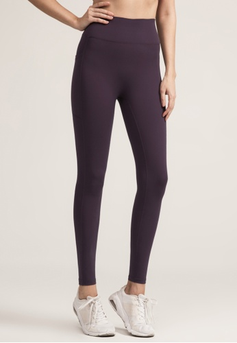 HAPPY FRIDAYS Nude Sport Tights (No front crotch line) DSG190902 3AB40AA9A55250GS_1