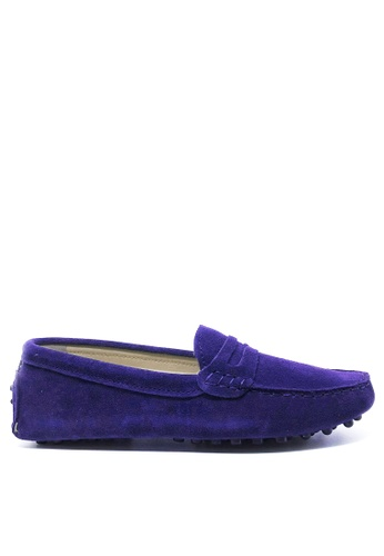 Twenty Eight Shoes Ladies Suede Loafers Shoes M88 398A3SHB581256GS_1