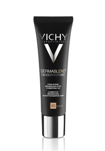 Vichy Vichy Dermablend 3D Correction Foundation Shade 45 0DCCBBE4D45F13GS_1