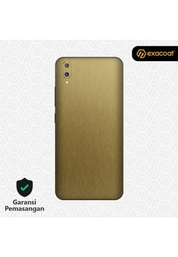 Exacoat Vivo V11 / V11 Pro 3M Skins Titanium Gold - V11 Pro 1681CES15456AEGS_1