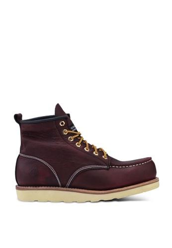 Lumberjacks 紅色 Chukka Boots 0EA21SH72CC8B8GS_1