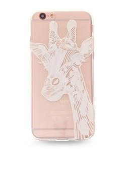 Henna Series: Giraffe Iphone 6 Plus