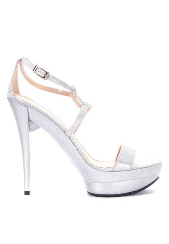 3e0f1edd3d4f7b Shop Gibi Ankle Strap High Heels Online on ZALORA Philippines