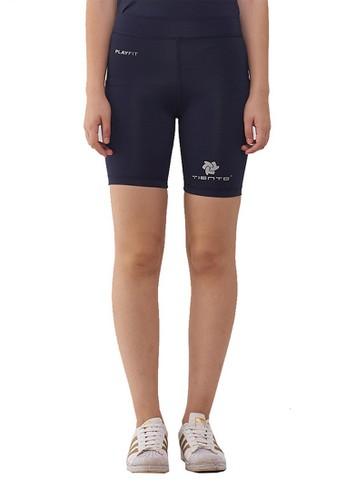 Tiento navy Tiento Short Pants Navy Celana Legging Wanita Olahraga Renang Sepakbola Lari 638FEAA0F68693GS_1