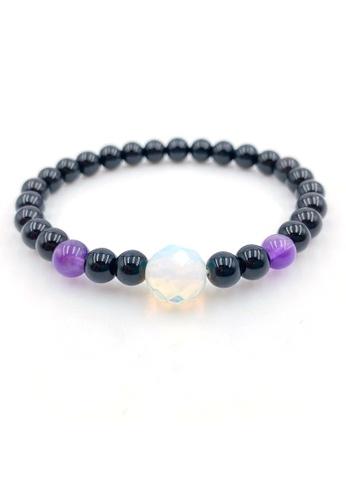 Arthesdam Jewellery multi Arthesdam Jewellery Protective Healing Beaded Bracelet 16cm 9BD0EACFCA5ADBGS_1