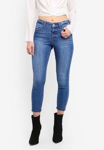 Miss Selfridge blue Sofia Jeans 66BFFAADCA6FDBGS_1