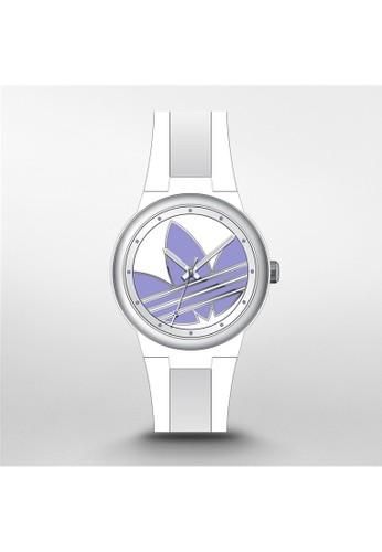 Aberdeen三葉草休閒腕錶 esprit outlet 台中ADH3144, 錶類, 休閒型