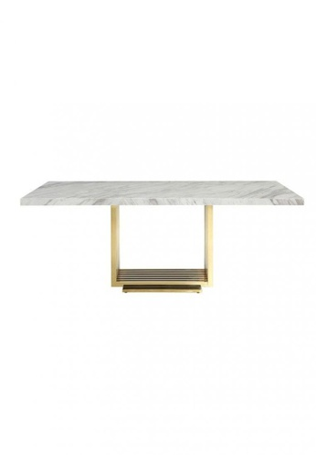 Choice Furniture gold Choice Furniture - Donnel Dining Table 5B414HL4002571GS_1
