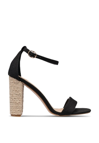 Billini 黑色 Jessa 高跟鞋 0DD7ASH5AB4523GS_1