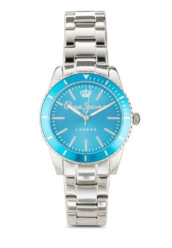 R2353102511 Cazalora 手錶rrie 不銹鋼女士圓錶, 錶類, 飾品配件