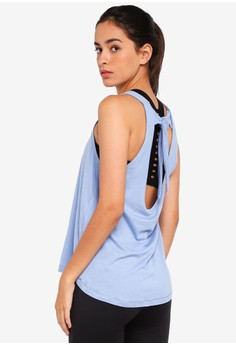 Scooped Knot Tank Top