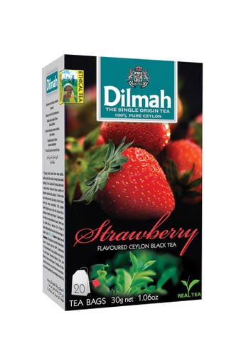 Dilmah Dilmah Strawberry Tea - Teh Celup Tag Tbag 20s 99588ESBD40823GS_1