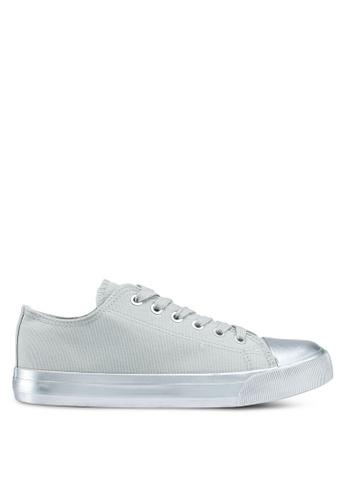 Rubi silver Jodi Low Rise Sneakers 649E7SHF43962FGS_1