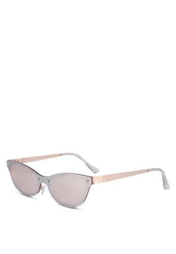 74443508d0674 ALDO pink and gold Etilillan Sunglasses 1647FGLD171079GS 1